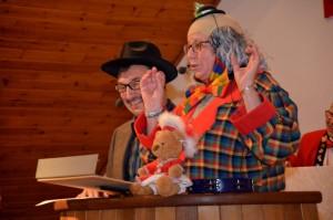 Tränendier un Senkendeckels Hein: Maria und Helmut Hohn